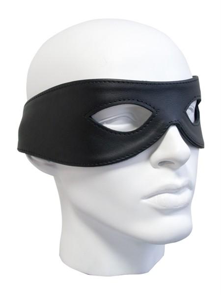 Leder Maske Superheld-/schurke