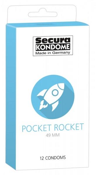 Secura Pocket Rocket Kondome