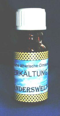 Erkältung - ätherische Ölmischung