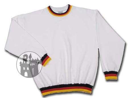 Sweatshirt 'Deutschland'
