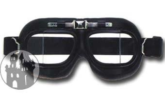 Fliegerbrille 'Air Force' - schwarz
