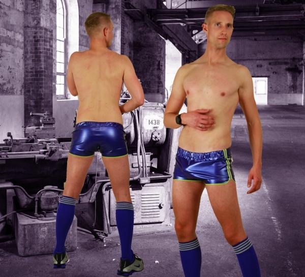 Latex Sport Shorts 'Sprint'
