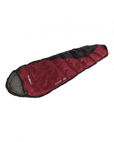 Mumienschlafsack mit Tasche